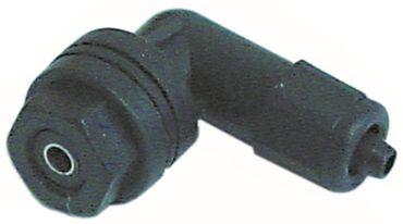 Dihr Wanneneinlauf für Spülmaschine Schlauchanschluss ø 4x6mm