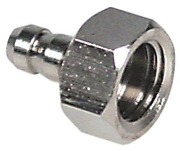 Schlauchanschluss für Spülmaschine für Dosiergerät M12x1,5