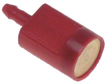 Behälterfilter für Dosierschlauch Spülmaschine Hobart, Angelo Po, Dihr