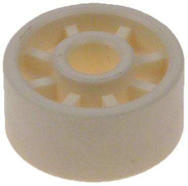 Meiko Laufrolle für Spülmaschine Kunststoff ø 30mm beige