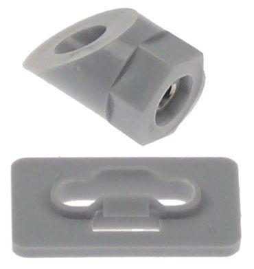 Sammic Türstopper für Spülmaschine SL-550B, SL-550BP Höhe 24mm