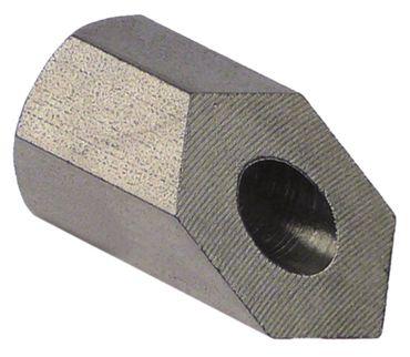 Comenda Türstopper für Spülmaschine GF90, GF90A Höhe 27,5mm