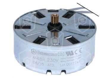 CDC Motor für Timer Spülmaschine Lamber Amatis 10 Zähne 230V