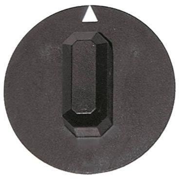 Bezzera Knebel für Kaffeemaschine B2000 ø 44mm schwarz