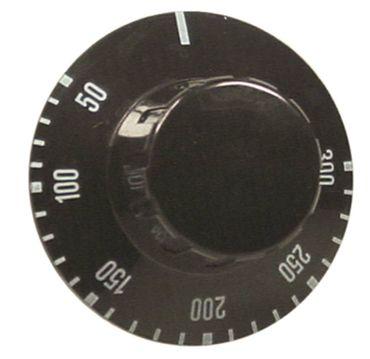 Silanos Knebel für PIASTRA-DOPPIA-1-2-LISCIA-SOTTO ø 50mm