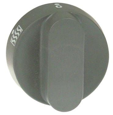Alpeninox Knebel ø 55mm Symbol Programm für Kombidämpfer Gas