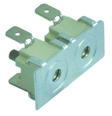 Anlegethermostat 2-polig 16A 2NC