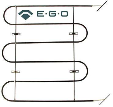 EGO 20.29667.000 Heizkörper 550W 230V Länge 422mm Breite 468mm