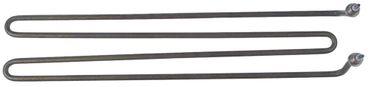 MKN Heizkörper für Grill 1221501-02 1750W 400V Länge 490mm