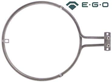 EGO Heizkörper 20.29477.000 für Umluft Aussen 192mm B1 24,5mm