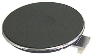 EGO Kochplatte mit 4mm Überfallrand 13.18453.040 230V 1500W