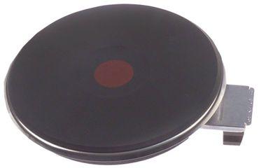 EGO Kochplatte mit 4mm Überfallrand 13.14463.050 400V 1500W