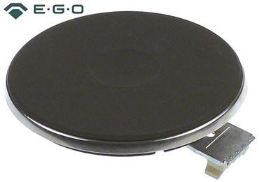 EGO Kochplatte mit 8mm Überfallrand 12.18474.130 240V 1500W