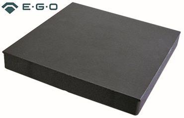 EGO 11.33460.196 Kochplatte für Elektroherd mit Gussrand 440V