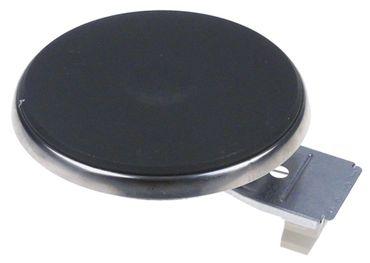EGO Kochplatte für Elektroherd mit 8mm Überfallrand 230V 700W