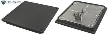 EGO 11.33461.267 Kochplatte für Elektroherd mit Gussrand 400V