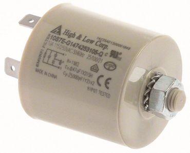 Entstörfilter 10S7E-G1474253105-Q für Comenda FC, LF320LA STS60D