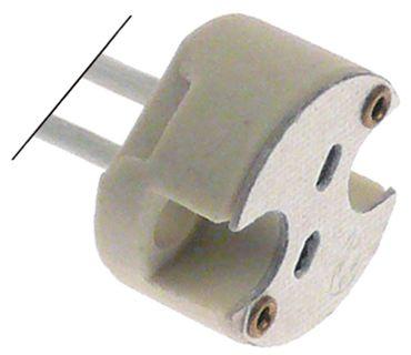 Inoxtrend Lampenfassung für Kombidämpfer MDP-6G G4/G5,3/G6,35