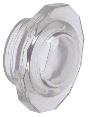 Borosilikatglas schockfest