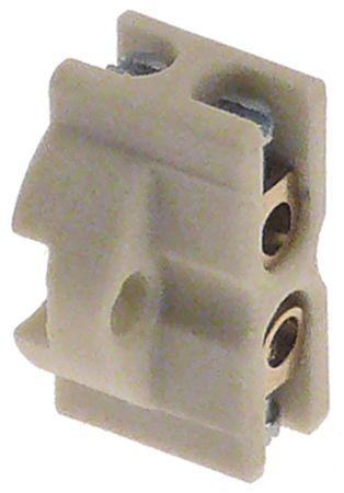 Zanolli Lampenfassung für Pizzaofen T2 POLIS MC16 GU10 24V