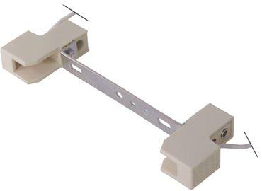 Lampenfassung für Lampenlänge 117,6mm R7s 250V 500W Kabel 250mm