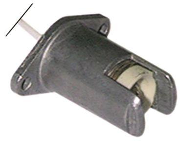 Palux Lampenfassung für Heiße Theke HT-50-85-120 R7s 250V 37mm