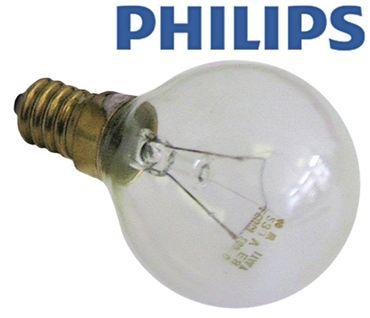 Backofenlampe Philips für Backofen max. Temperatur 300°C E14 40W
