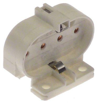 Palux Lampenfassung für Leuchtstofflampen 2G11 2G11