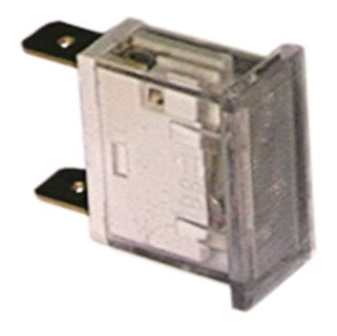 Palux Signallampe für 602280, 602205, 602000 klar 230V