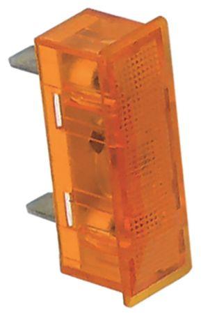 Elframo Signallampe für Fritteuse EB12, EB12+12, EM12 gelb 400V