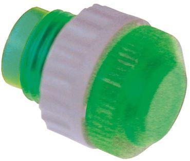 Signallampenfassung grün ø 10mm Einbaumaß ø10mm Schraubfassung