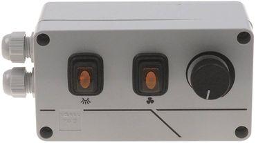 Electrolux Drehzahlregler 1200W für Dunstabzug 640008, 640963 6A