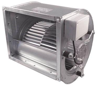 Radiallüfter 10/10 550W 230V AC 50Hz 330mm 1400U/min Höhe 450mm