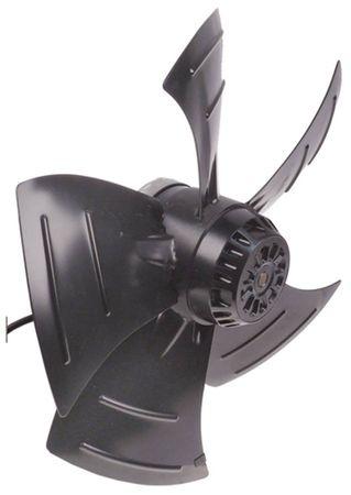EBM-Papst Ventilator A4E400-AP02-01 ohne Kondensator 230V 160W