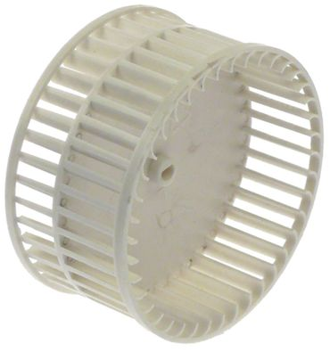 Horeca-Select Lüfterrad für Radiallüfter ø 96mm 40 Schaufeln