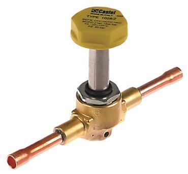 CASTEL Magnetventilkörper 1028/2 für Kältetechnik CB425, CB955