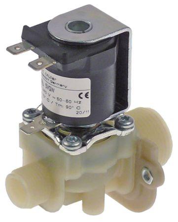 MÜLLER SVGW Magnetventil für Kombidämpfer Falcon G4069, G4109