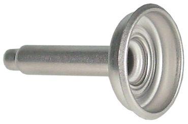 Meiko Oberteil Magnetventil für Spülmaschine DV80, DV160, FV40N