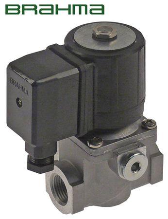 BRAHMA Magnetventil 230V DN 15