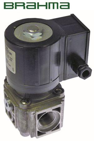 BRAHMA Magnetventil 230V DN 25