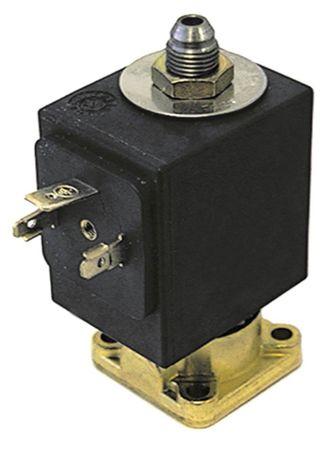 SIRAI Magnetventil 24V 3-Wege DN 1,6 10bar 0bar FKM Serie L334-V