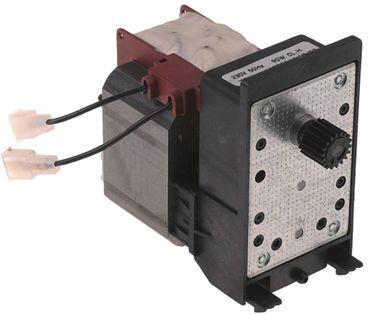 Cookmax Getriebemotor für Kaffeemaschine 743001 230V 90W 70U/min