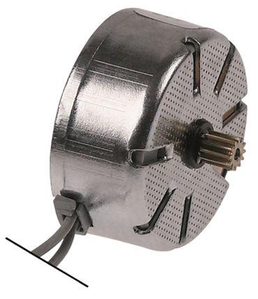 CDC Motor 12 Zähne Drehrichtung linksdrehend ø 37mm 37mm 24V AC