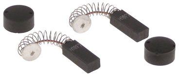 Dynamic Kohlenset für Mixer MDH2000, MF2000, MF90 mit Feder