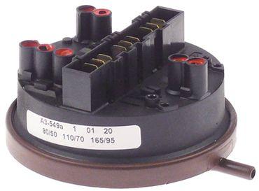 EATON (MÖLLER) A3-549a Pressostat mit 3 Druckbereichen 250V 6mm