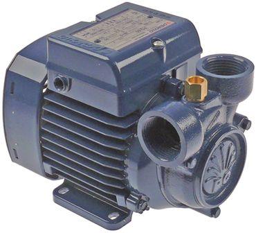 PEDROLLO PQ60 Drucksteigerungspumpe für Spülmaschine Elframo ET