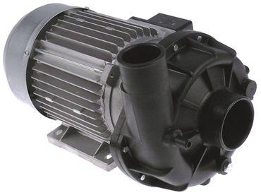 Pumpe C500443 2kW/2,7PS 400V Eingang ø 63mm Ausgang ø 48mm 50Hz