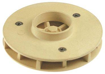 Colged Laufrad für Spülmaschine 12 Schaufeln Höhe 13mm