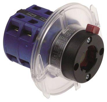 BFC Drehschalter AT12X01897/00400 für Kaffeemaschine Lira 6-polig