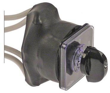 BREMAS CA0320002 Drehschalter 2-polig 600V Anschluss Kabel 300mm 2